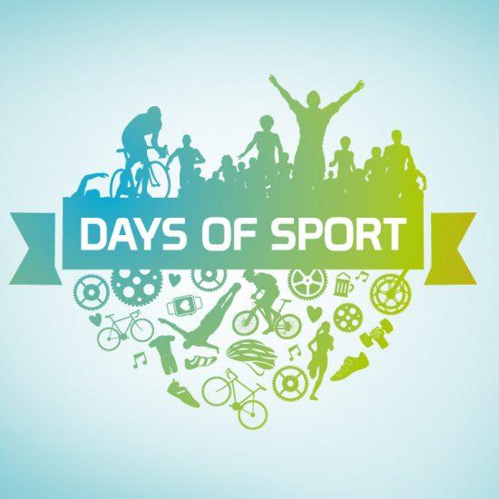 Days of sport 2016